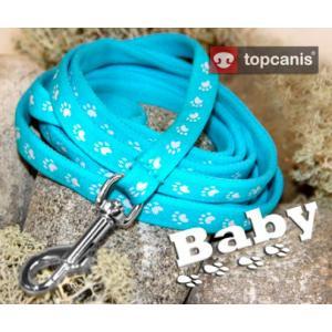 TOPCANIS_BABY_TALUTIN_200CM_X_10MM_VAALEANPUNAINEN